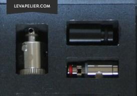 Nebox Drip tip RBA résistance
