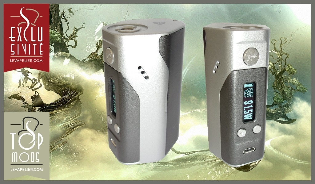 Tests and Reviews: Reuleaux DNA 200 by Wismec ~ The Vapelier
