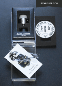 Royal Hubter mini package