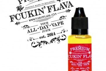Red Label par Fcukin Flava [Flash Test]