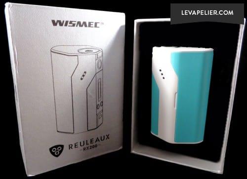Wismec Reuleaux RX 200 pack