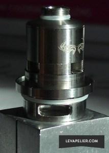 Indulgence MT-RTA detail airhole