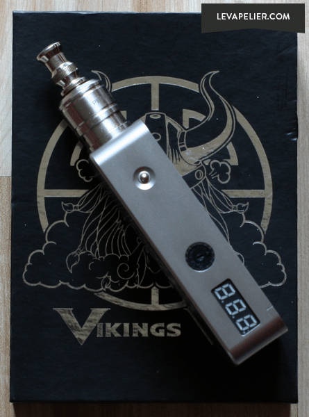 Vikings Vap PWM box Fonctions