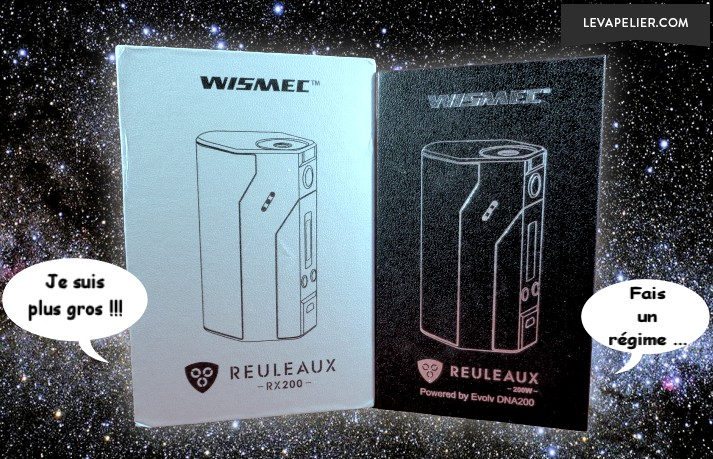Reuleaux vs Reuleaux Packagind