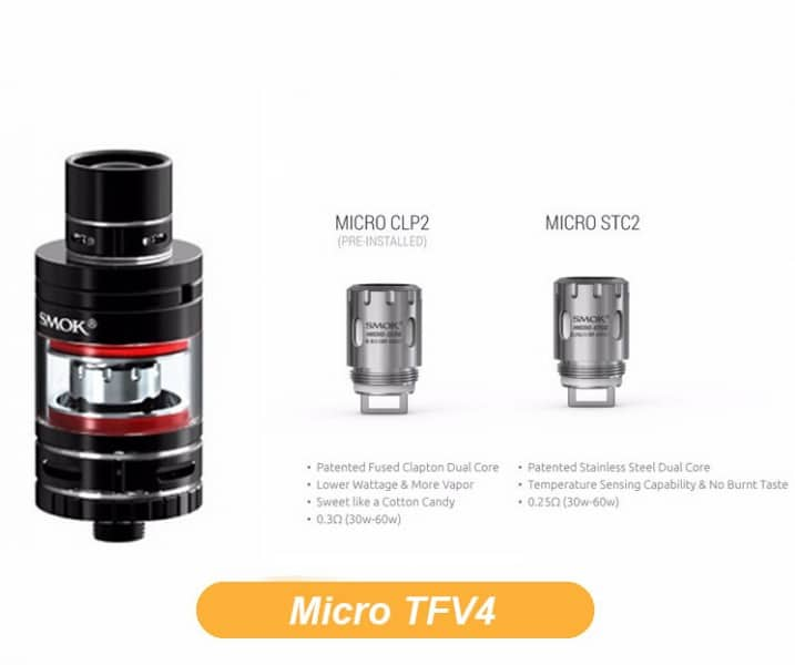 -Micro-Tfv4-Tank-Different-Coils