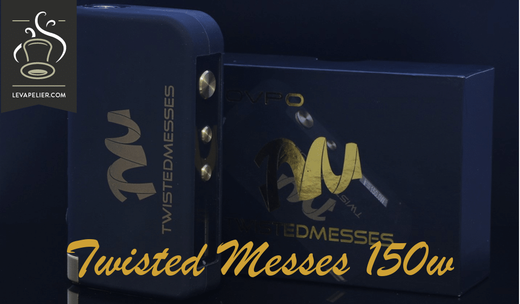 Twisted Messes 150w par Dovpo & Twistes Messes