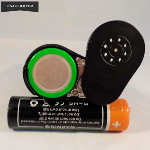 Dampkolf Stout batterij