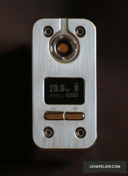 X Cube MiniTop cap