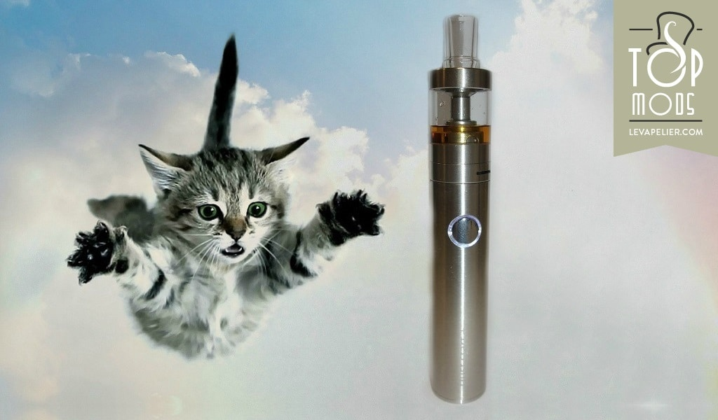 IJust Start + kit van Eleaf