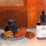 3 - Geflambeerd fruitfluweel met Armagnac van L'Atelier Nuages