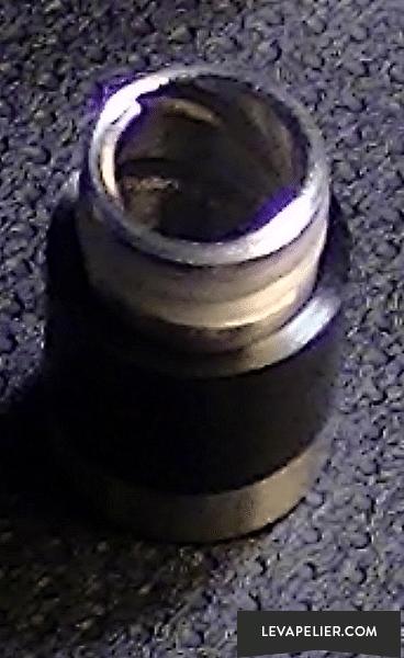 UD Mini Goblin V2 binnenkant druppelpunt