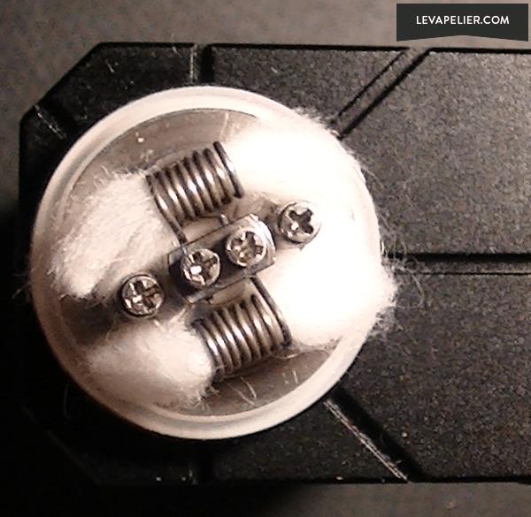 UD Mini Goblin V2 montage DC + coils
