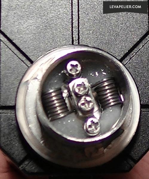 UD Mini Goblin V2 klaar om te sluiten