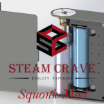 Squonk Mod di Steam Crave