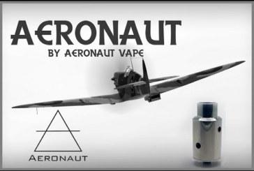 Aeronaut par Aeronaut Vape [VapeMotion]