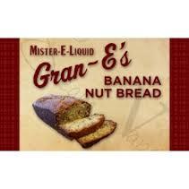 לחם בננה אגוזים על ידי מר E-liquid [VapeMotion]