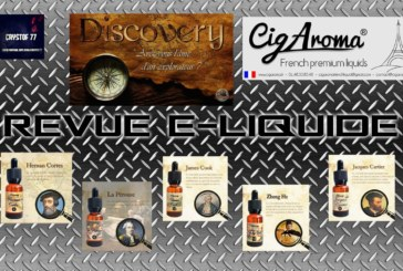 Discovery by Cigaroma [VapeMotion]