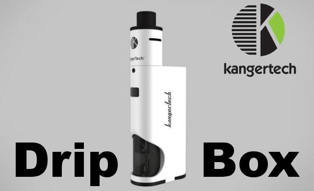 Dripbox על ידי Kangertech [VapeMotion]