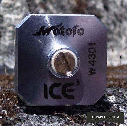 ICE cubed Wotofo bottom-cap