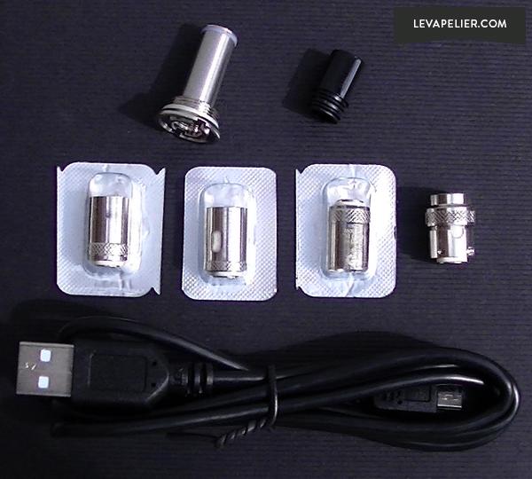 eGrip II joyetech accessories