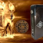 Trident Box Mod par Council of Vapor