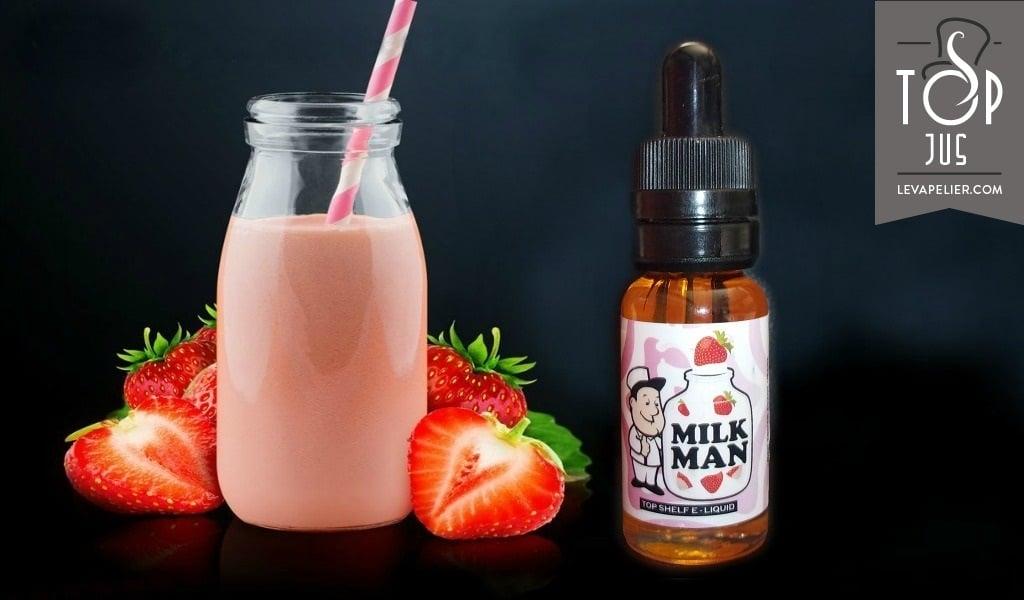 Milk Man (Top Shelf range) van One Hit Wonder
