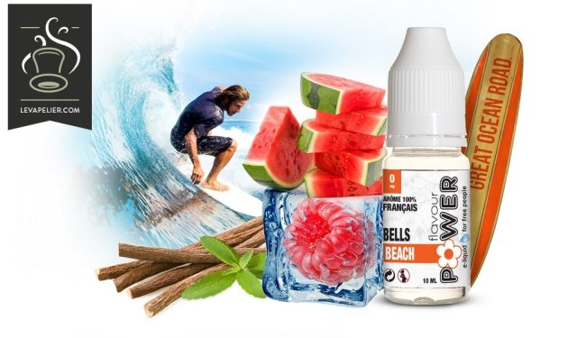 BELLS BEACH (50 RANGE / 50) por FLAVOR POWER