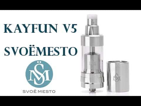 Kayfun V5 by SvoëMesto [VapeMotion]