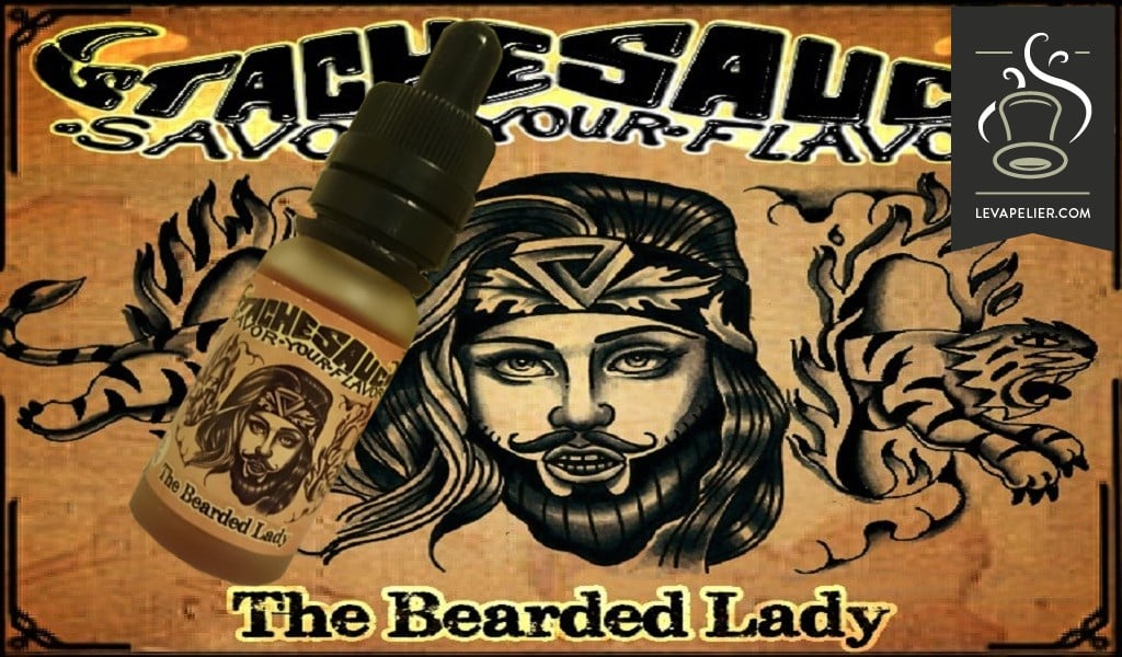 The Bearded Lady (Gamme Stache Sauce) par Stache Sauce