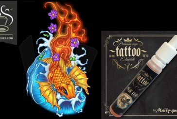 Koï Fish (Tattoo Range) door Maïly-Quid