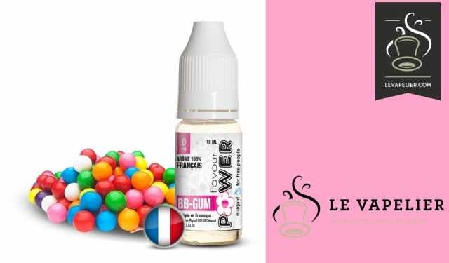 BB-GUM (50 / 50-BEREIK) door FLAVOUR POWER