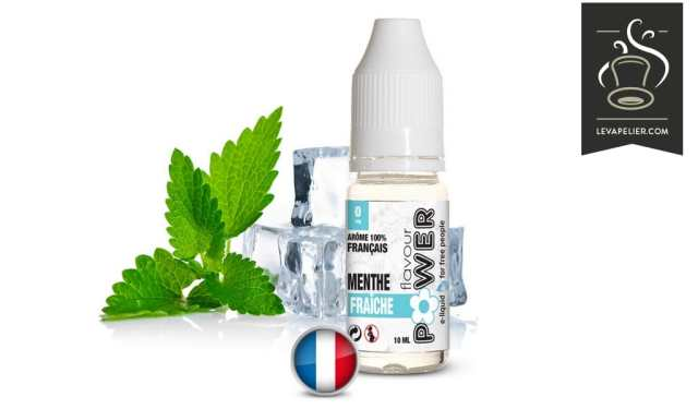 FRESH MINT (50 / 50-bereik) door FLAVOUR POWER