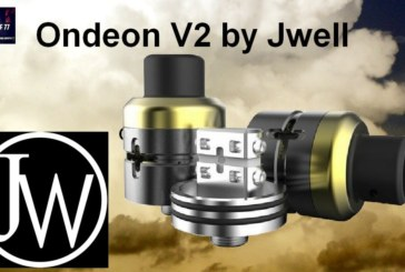 Odeon V2 par JWELL [VapeMotion]