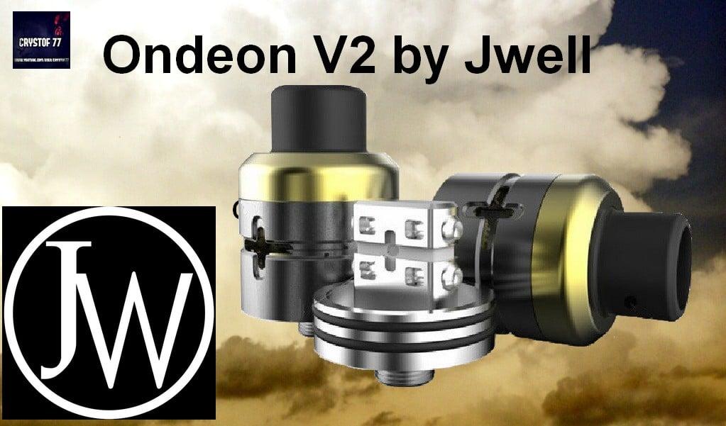 Odeon V2 door JWELL [VapeMotion]