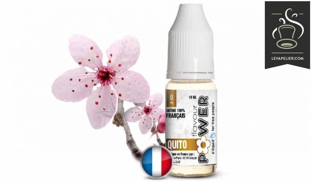 QUITO (Gamme 50/50) par Flavour Power