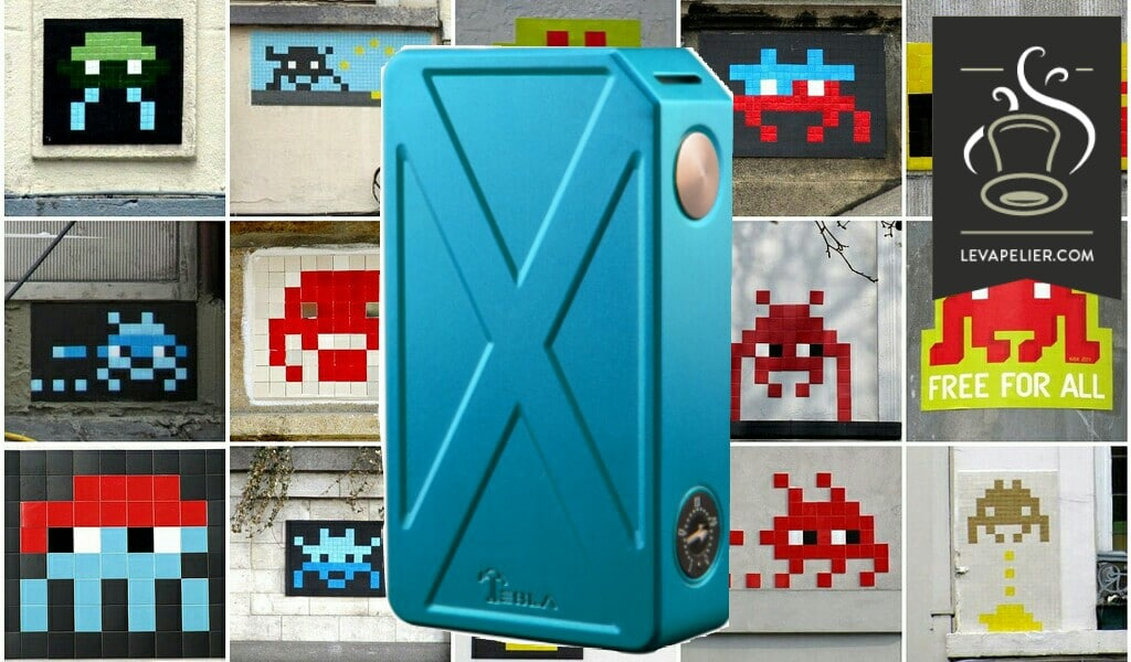 Invader III par Tesla