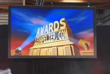LEVAPELIER.COM AWARDS: Les Gagnants 2016