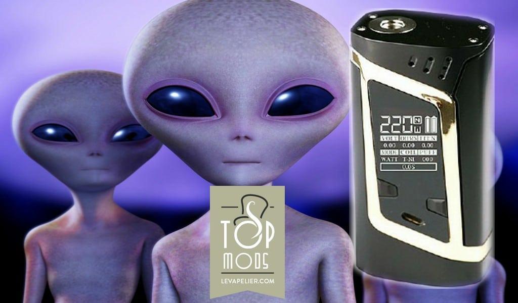 Alien Mod par Smoktech