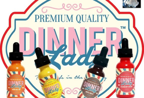 DINNER LADY (gamme) par Dinner Lady FAM [VapeMotion]
