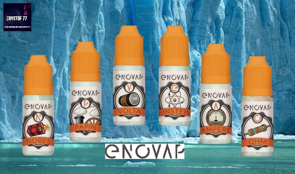 טווח Enovap על ידי ENOVAP