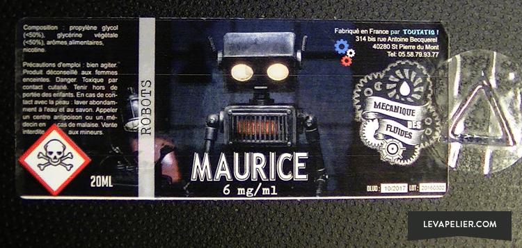 maurice-label