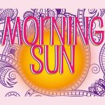 MORNING SUN (ARTIST'S TOUCH RANGE) by FLAVOR ART