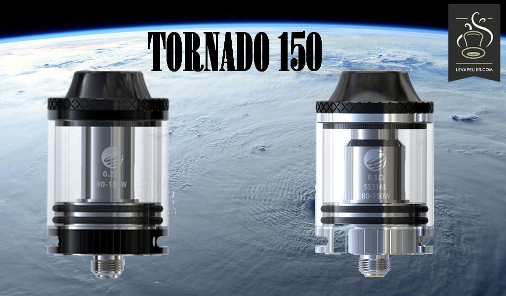 TORNADO 150 par IJOY