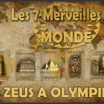 ZEUS A OLYMPIE (RANGE THE WONDERFUL 7 OF THE WORLD) di INFINIVAP