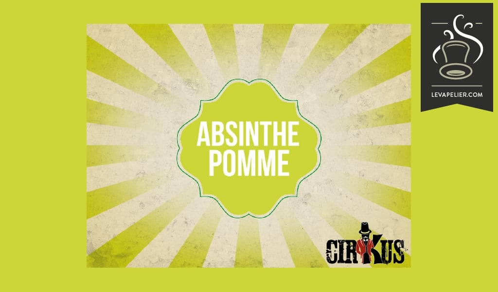 ABSINTHE APPLE (CIRKUS AUTHENTIC RANGE) door Cirkus