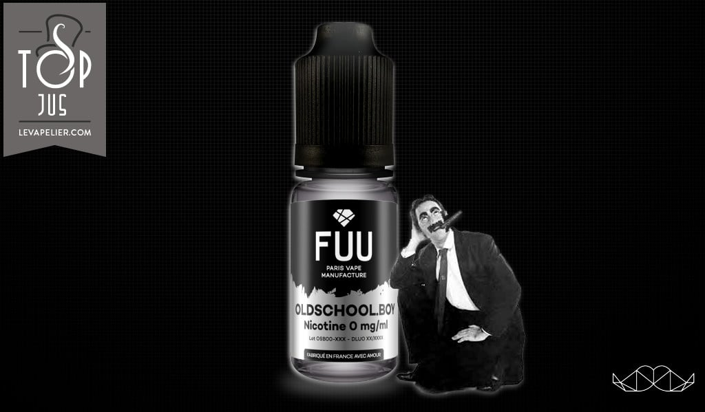Old School Boy (Original Silver Range) van Fuu
