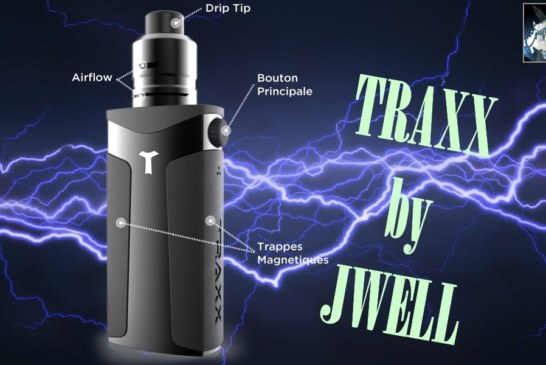TRAXX (Setup Box + Dripper) par JWELL