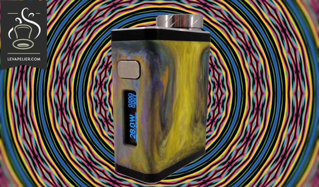Funky 60W TC par Aleader