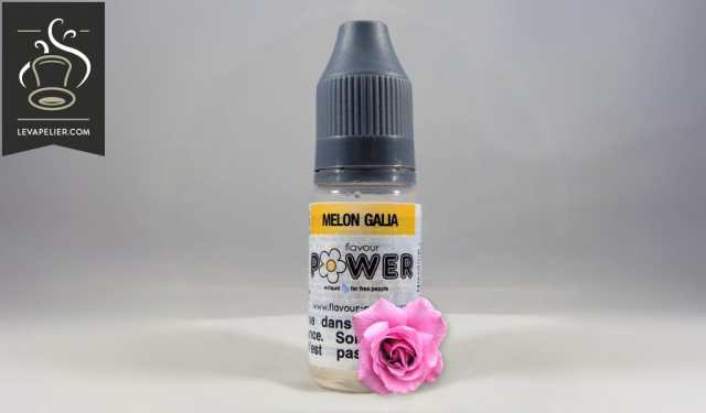 Melon Galia (Serie 50 / 50) de Flavor Power