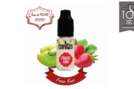 FRAGOLA DI FRAGOLA KIWI (GAMMECIRKUS AUTHENTIC GOURMANDS) di Cirkus
